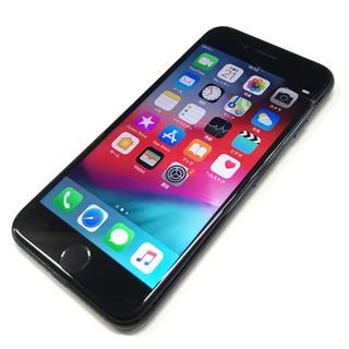 iPhone - 訳あり品 SIMロック解除済 iPhone7 128GB ジェットブラック