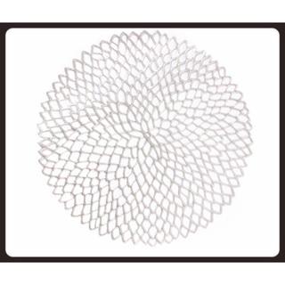 フランフラン(Francfranc)のランチョマット  シルバー ダリヤ チルウィッチ風 6枚セット(テーブル用品)