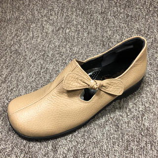 レディースカジュアルシューズ(ローファー/革靴)