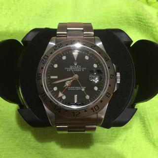 ロレックス(ROLEX)のロレックス エクスプローラ2(腕時計(アナログ))