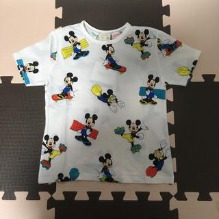 ZARA KIDS - ザラベイビー ディズニー ミッキーTシャツ