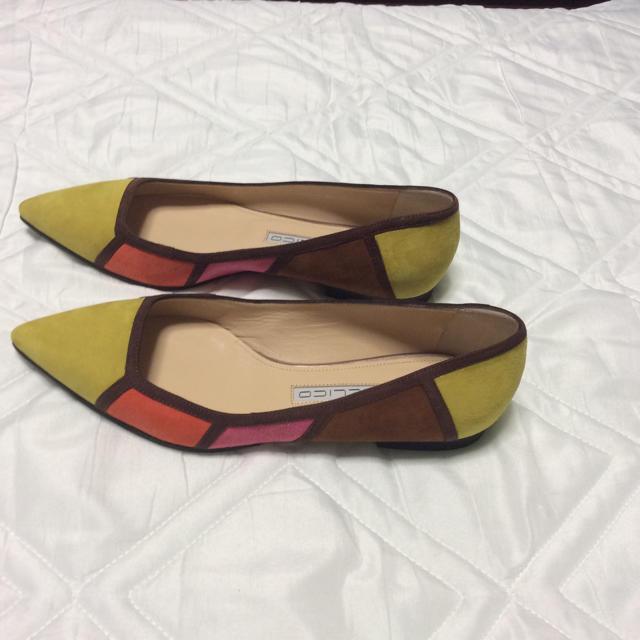 PELLICO(ペリーコ)のペリーコ フラットシューズ 美品  37 レディースの靴/シューズ(バレエシューズ)の商品写真