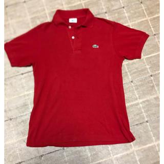 ラコステ(LACOSTE)のラコステ ポロシャツ サイズ3  M  美品(ポロシャツ)