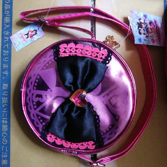 しまむら(シマムラ)のファントミラージュ ココミ 新品 ショルダーバッグ エンタメ/ホビーのおもちゃ/ぬいぐるみ(キャラクターグッズ)の商品写真