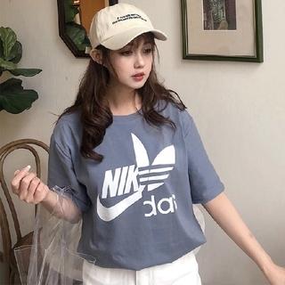 新品ナイダスTシャツ【グレー】