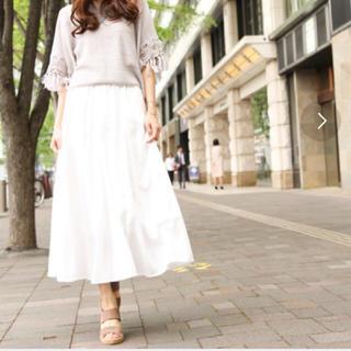 BAYFLOW - ♡フレアーロングスカート♡