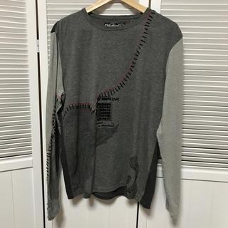 DESIGUAL - デシグアルのメンズ長袖Tシャツ★サイズL★