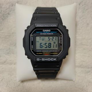 ジーショック(G-SHOCK)の【CASIO G-SHOCK】  DW-5600E-1(腕時計(デジタル))