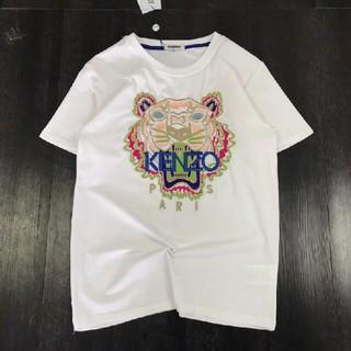 KENZO - KENZO ホワイト Tシャツ 半袖t-shirt 綿