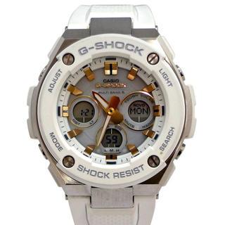 ジーショック(G-SHOCK)のG-SHOCK G-STEEL Gスチール 電波ソーラー アナデジ 6ヶ月保証付(腕時計(アナログ))