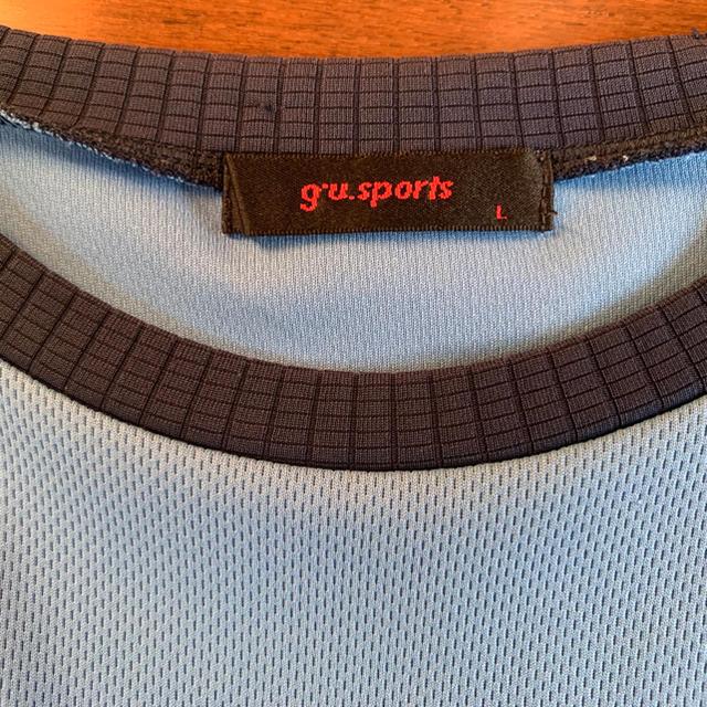 GU(ジーユー)のGUスポーツ Tシャツ スポーツ/アウトドアのランニング(ウェア)の商品写真