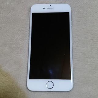 アイフォーン(iPhone)のiPhone6 16GB シルバー(スマートフォン本体)