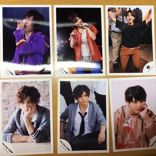 ヘイセイジャンプ(Hey! Say! JUMP)の山田涼介 公式写真(アイドルグッズ)