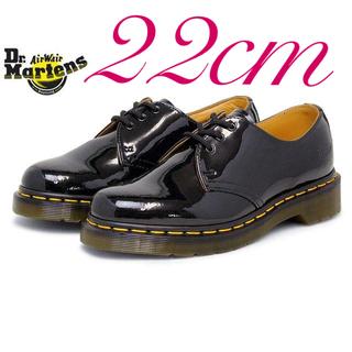 ドクターマーチン(Dr.Martens)の22cm 新品 ドクターマーチン ブーツ 3アイ ギブソン DR.MARTENS(ブーツ)
