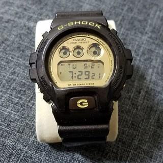 ジーショック(G-SHOCK)の値下げ不可 G-SHOCK DW-6900BR 本体のみ(腕時計(デジタル))