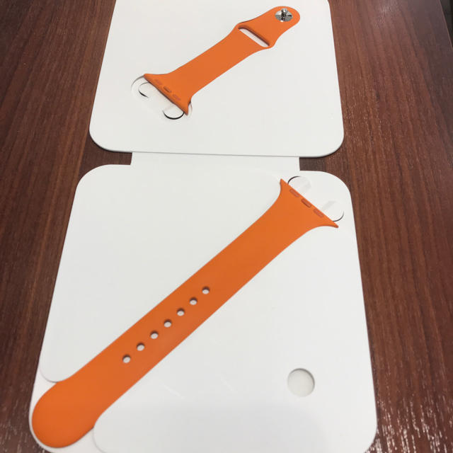 Hermes(エルメス)のApple Watch HERMES エルメス 42mm バンド メンズの時計(ラバーベルト)の商品写真