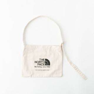 THE NORTH FACE - ノースフェイス ショルダーバッグ オーガニック コットン