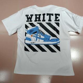 オフホワイト(OFF-WHITE)のoffwhite Tシャツ男女兼用(Tシャツ/カットソー(半袖/袖なし))