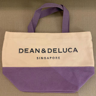 ディーンアンドデルーカ(DEAN & DELUCA)のDEAN&DELUCA シンガポール 限定 トート S(トートバッグ)