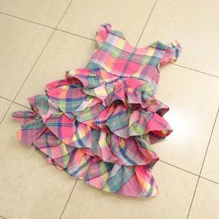 ラルフローレン(Ralph Lauren)のラルフローレン ドレス ワンピース(ワンピース)