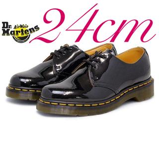 ドクターマーチン(Dr.Martens)の24cm 新品 ドクターマーチン ブーツ 3アイ ギブソン DR.MARTENS(ブーツ)