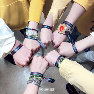 iKON - 【 iKEMiSTRY 】iKON KEMiSTRY ブレスレット YG公式