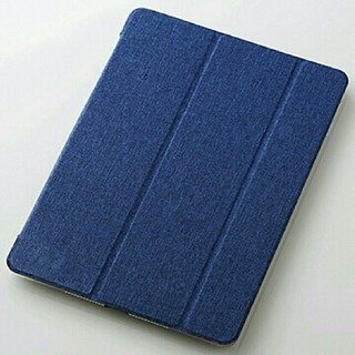 ELECOM - エレコム 10.5インチiPad Pro,iPad Airフラップカバー ブルー