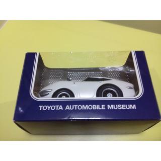 トヨタ(トヨタ)の【美品】2000GT トヨタ プルバックカー(ミニカー)