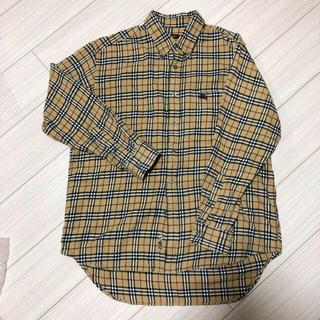 バーバリー(BURBERRY)のチェックシャツ(シャツ)