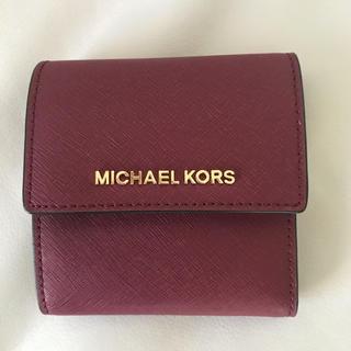 マイケルコース(Michael Kors)のマイケルコース 二つ折り財布 (財布)