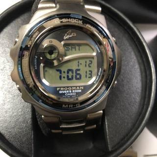 ジーショック(G-SHOCK)の@G-SHOCK【FROGMAN】MRGフロッグマンMRG−1100−2(腕時計(デジタル))