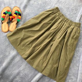 バビロン(BABYLONE)のバビロン✩膝丈スカート フレアスカート(ひざ丈スカート)