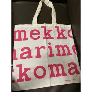 マリメッコ(marimekko)の マリメッコ のノベルティバッグ(トートバッグ)