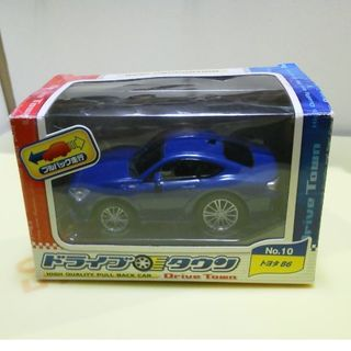 トヨタ(トヨタ)の86 ドライブタウン トヨタ プルバックカー(ミニカー)