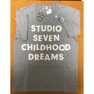 GU - GU ★ STUDIO SEVEN  Tシャツ   グレー S