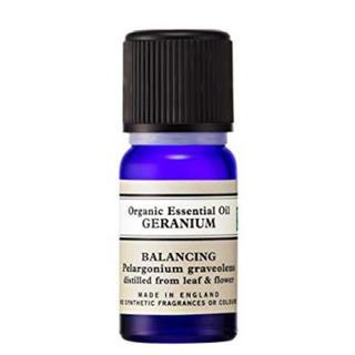 ニールズヤード(NEAL'S YARD)のゼラニウム オーガニック エッセンシャルオイル 10ml(エッセンシャルオイル(精油))