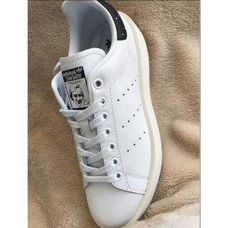アディダス(adidas)のアディダス スタンスミス ボールド   ドットホワイト(スニーカー)