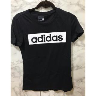 adidas - 美品 adidas デカロゴ Tシャツ 文字割れ色褪せなし!早い者勝ち