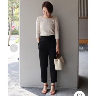Noble - NOBLE  パンツ【新品・未使用・タグ付き】