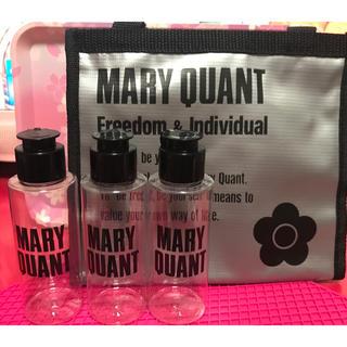 MARY QUANT - マリークワント スパバック (ボトル3本付)