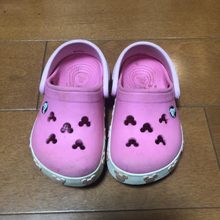 クロックス(crocs)の子供 サンダル (サンダル)