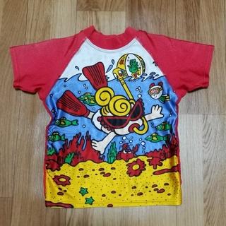 ヒステリックミニ(HYSTERIC MINI)のヒスミニ ヒステリックミニ ラッシュガード 100 Tシャツ 水着(水着)