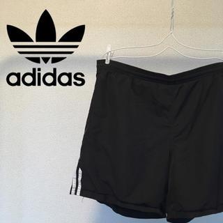 アディダス(adidas)のアディダス ハーフパンツ ショートパンツ ブラック (ショートパンツ)
