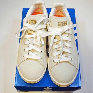 アディダス(adidas)のアディダス スタンスミス チョークホワイト 22cm adidas BA7441(スニーカー)