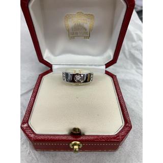 カルティエ(Cartier)のカルティエ ハーフダイヤ ラブリング (リング(指輪))