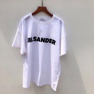 ジルサンダー(Jil Sander)のJIL SANDER ジルサンダル M(Tシャツ(半袖/袖なし))