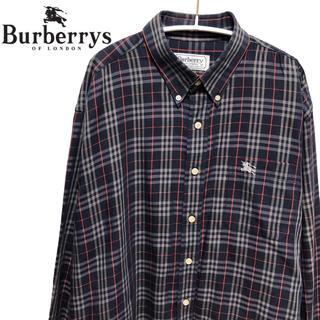 バーバリー(BURBERRY)の【値下げ交渉あり!】バーバリーノバチェックシャツXL(シャツ)