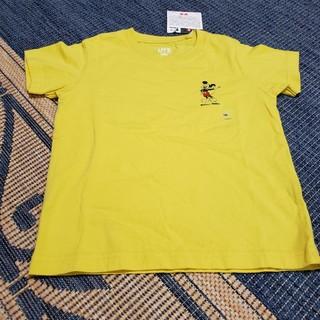 ユニクロ(UNIQLO)のディズニーTシャツ(Tシャツ/カットソー)