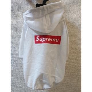 Supreme - 送料無料 犬服 ペット服