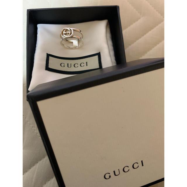 Gucci(グッチ)のGUCCIリング メンズのアクセサリー(リング(指輪))の商品写真